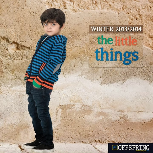 Offspring Kids Winter Collection 2013-14