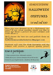 HALLOWEEN COSTUMES Competition