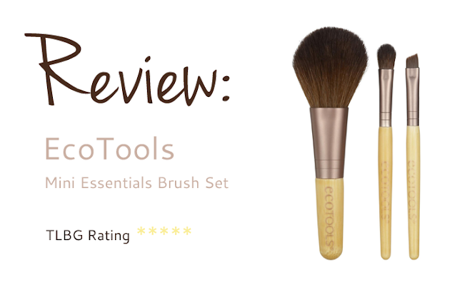 Review: EcoTools Mini Essentials Brush Set