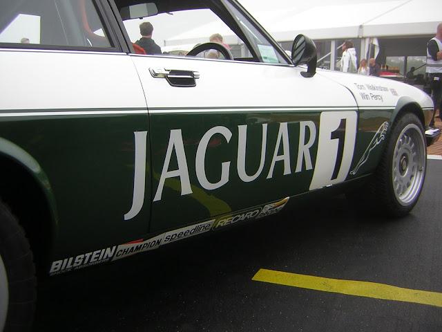 Atomlabor on Tour : The Art of Performance | Mit Jaguar, Jürgen Vogel und nem Laafer Burger am Nürburgring
