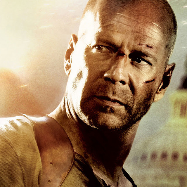 Free download A Good Day To Die Hard iPad wallpaper 02