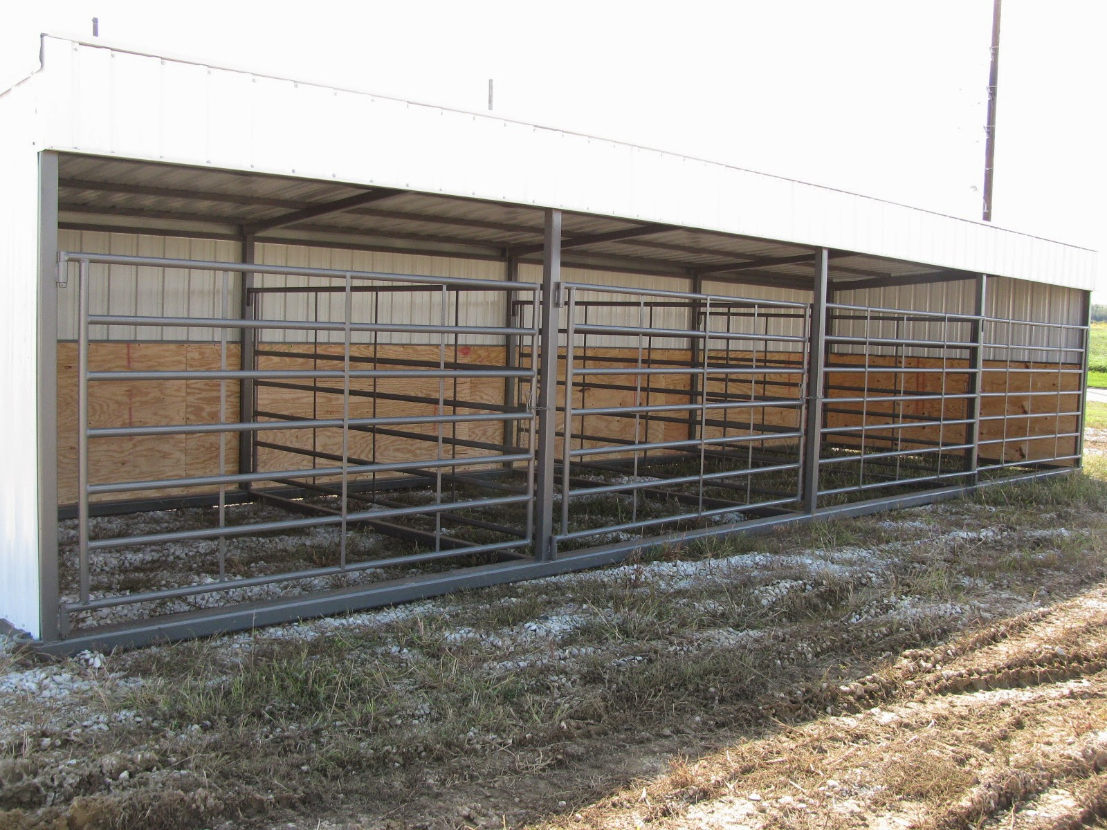 Portable Livestock Barns : Trausch farms in the market for a portable cattle barn