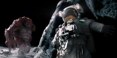 Keine Bohnen für Astronauten - Zwischenfall auf dem Mond