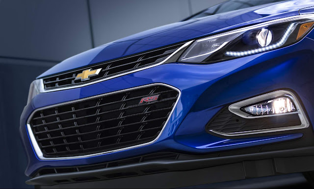 Novo Chevrolet Cruze 2016