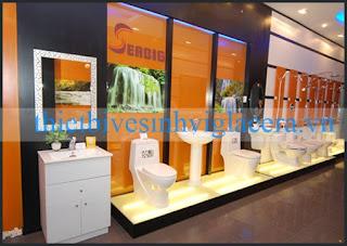 Giá thiết bị vệ sinh Viglacera rẻ nhất tại  Hà Nội