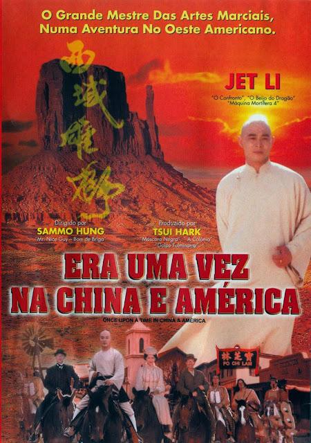 Hoàng Phi Hồng Tây Vực Hùng Sư (thuyết minh) - Once Upon a Time in China and America