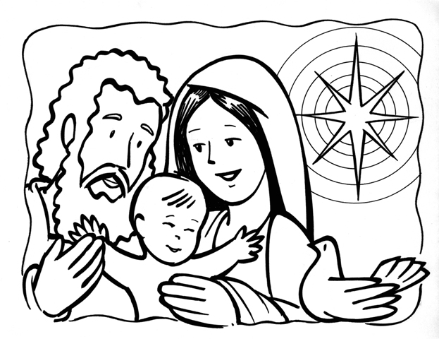 Catequese com Carinho: Sagrada Família