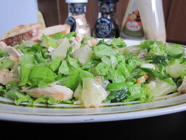 Салат из куриного филе фото рецепты