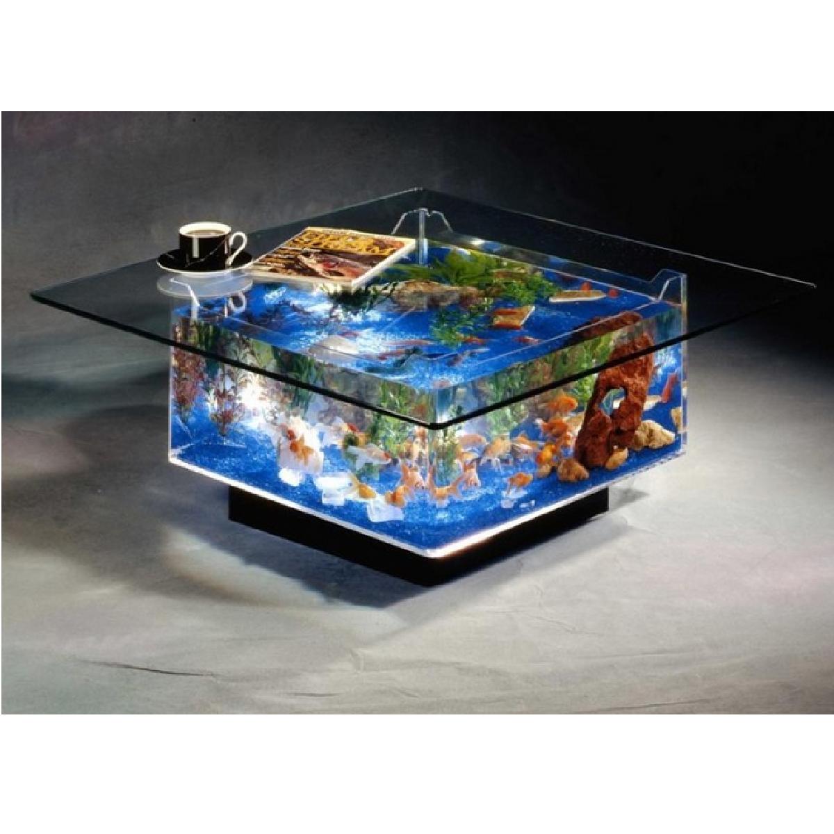 Cadeaux 2 ouf id es de cadeaux insolites et originaux for Aquarium de salon