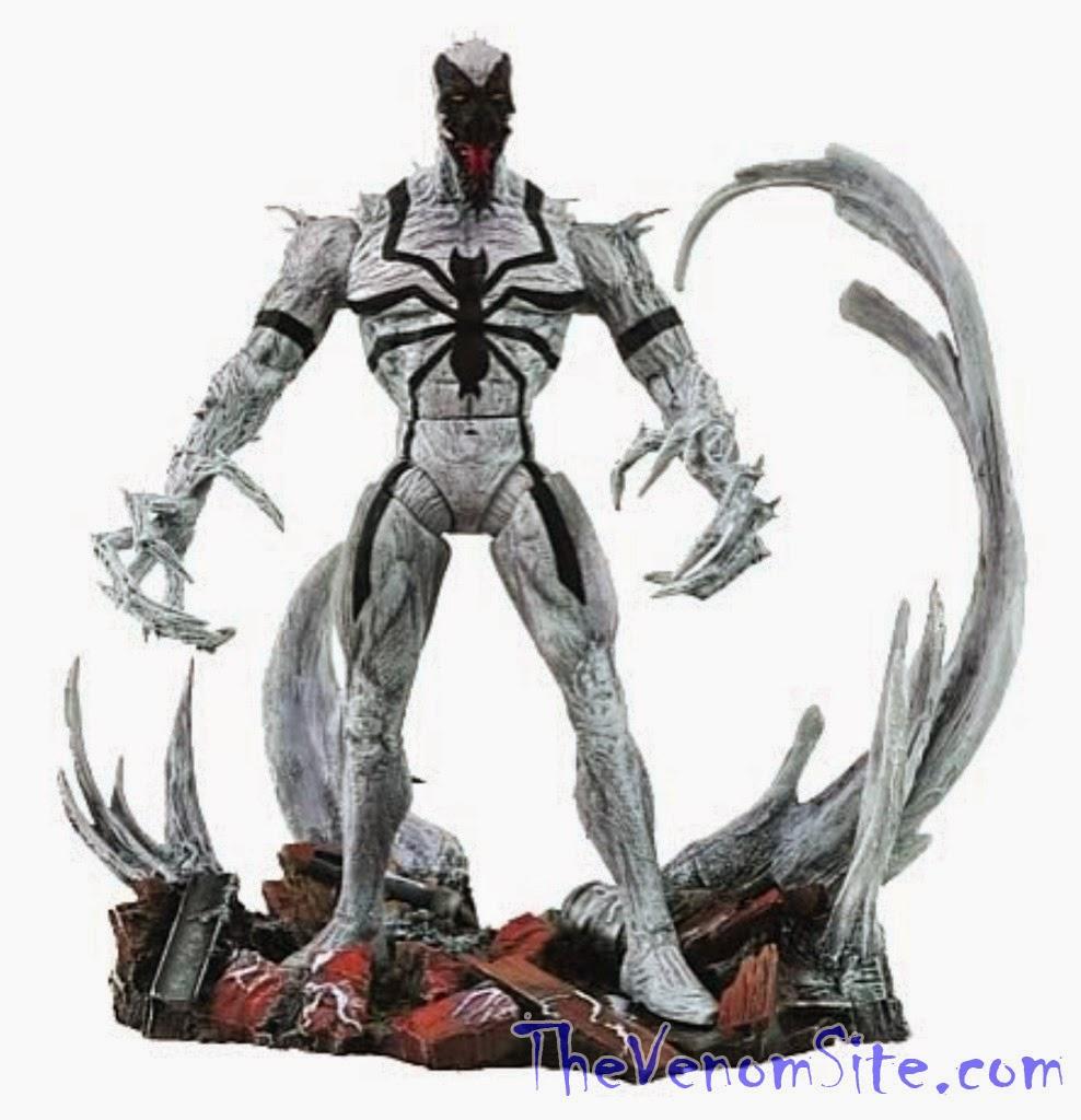 Read Anti-Venom's origin in Amazing Spider-Man: New Ways to Die