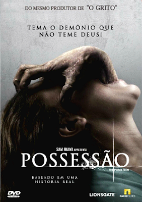 Filme Poster Possessão R5 XviD Dual Audio & RMVB Dublado