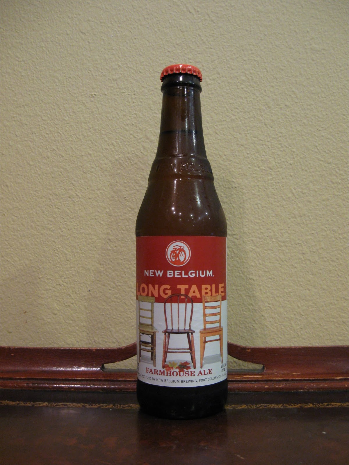 Doing Beer Justice New Belgium Long Table Farmhouse Ale