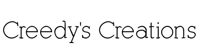 Creedy's Creations