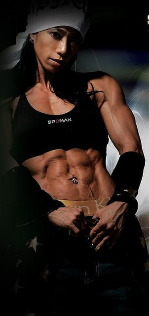 Mi-Hee Yu - Female Bodybuilder