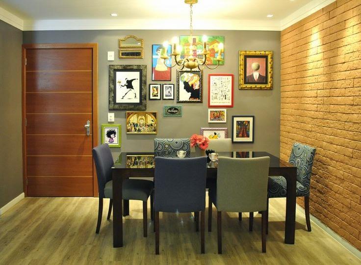 mini jardim de parede: parede cinza para se apaixonar!! – Jeito de Casa – Blog de Decoração