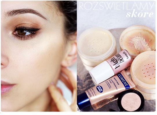 Alina Rose Blog Kosmetyczny Jak Rozświetlić Skórę Spsooby Na