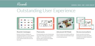 Aplikasi Software Desain Rumah Roomle