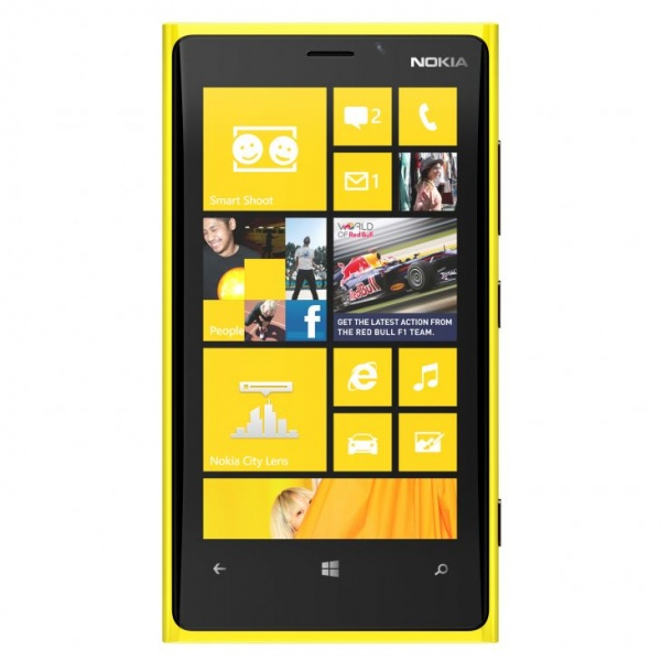 Update Status Via Lumia 1020