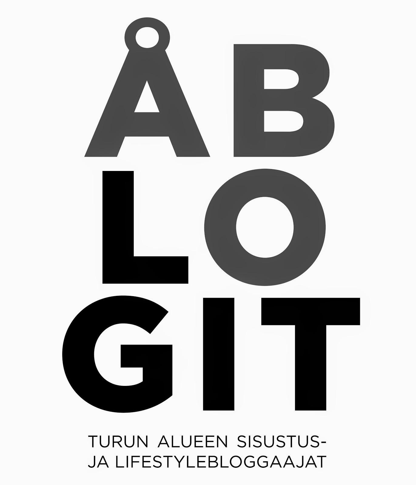 Eloisat mukana Åblogeissa