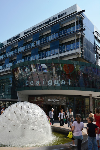 Königstrasse Stuttgart shopping desigual