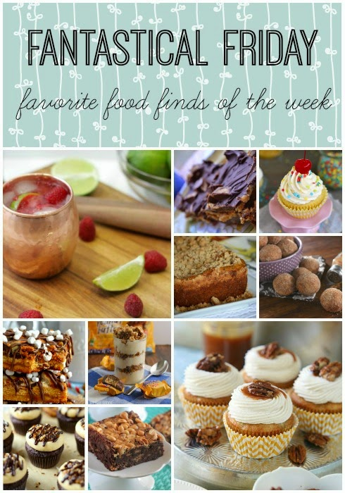 Fantastical Friday | My Favorite Food Finds of the Week #collection #roundup #collage #food #recipes