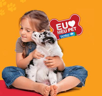 Participar promoção Eu Amo Meu Pet Carrefour 2014