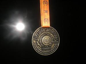 CIRCUITO ATHENAS 2012!! 10KM