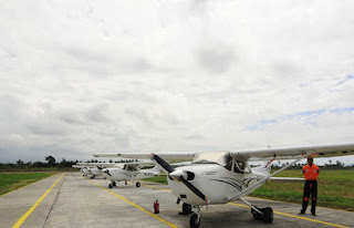Cessna bangun bengkel pesawat terlengkap se Asia di Banyuwangi.