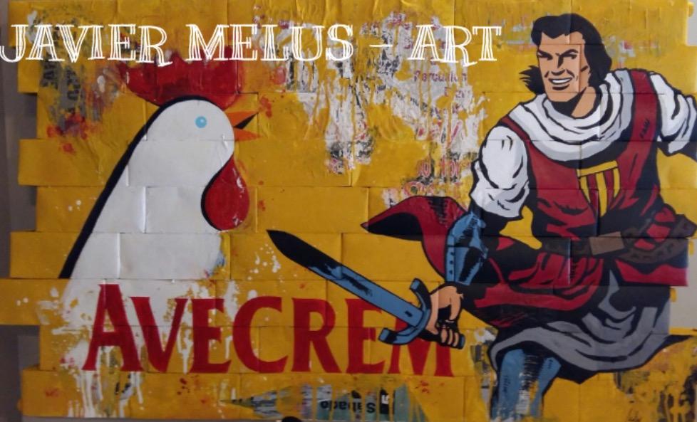 """""""JAVIER MELUS - ART"""""""