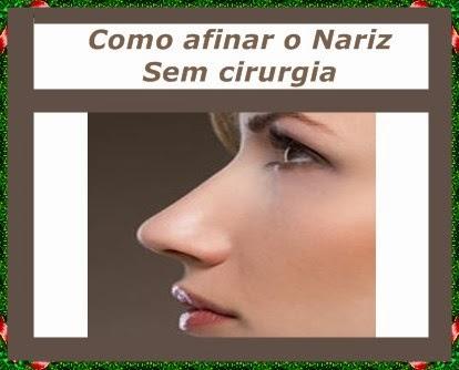 Como afinar o nariz sem cirurgia – técnica budista aprenda a finar o nariz