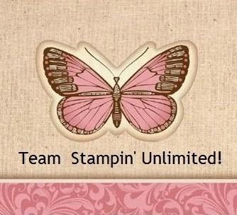 Ik ben lid van Stampin' Unlimited