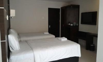 kamar standar hotel desison karimunjawa