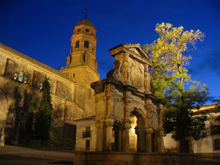 Visita Baeza España