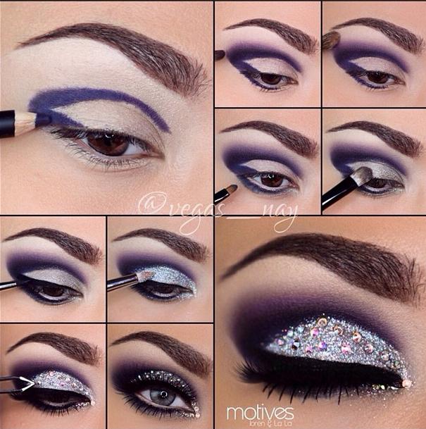 Best Shimmer Eyeshadow Pictorial