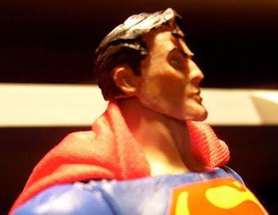 Superman Movie Masters Christopher Reeve DC Universe MattyCollector Mattel MOTU Subscriptions Man of Steel henry Cavill