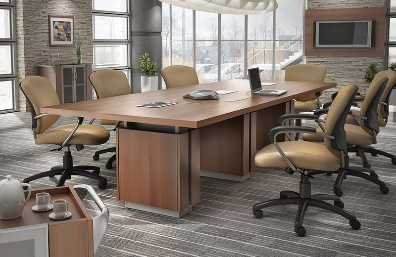 Global Total Office Zira Boardroom