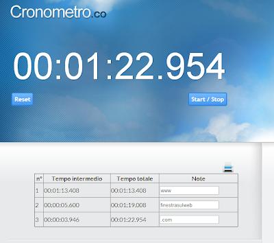 cronometro-online