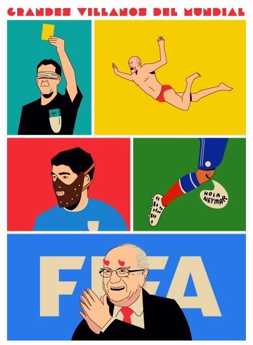 Villanos del Mundial