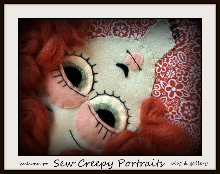 Sew Creepy Confections