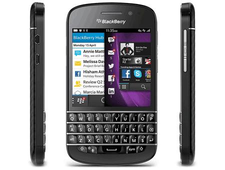 Harga BlackBerry Q10 Indonesia