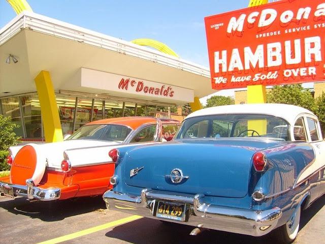 McDonald primer restaurante del mundo