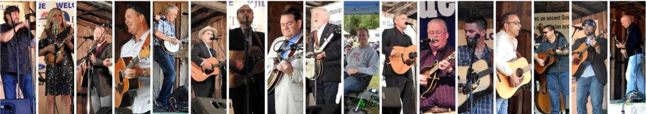 The New Richmond Bluegrass Festival