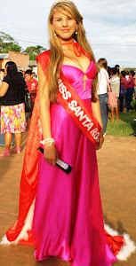 Miss de Santa Rosa 2012