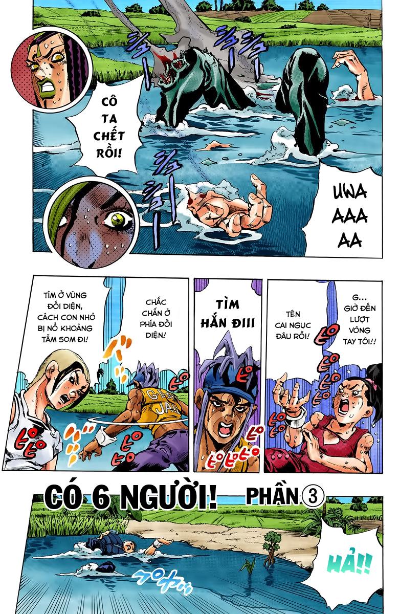 JoJo's Bizarre Adventure Chap 622 - Trang 3