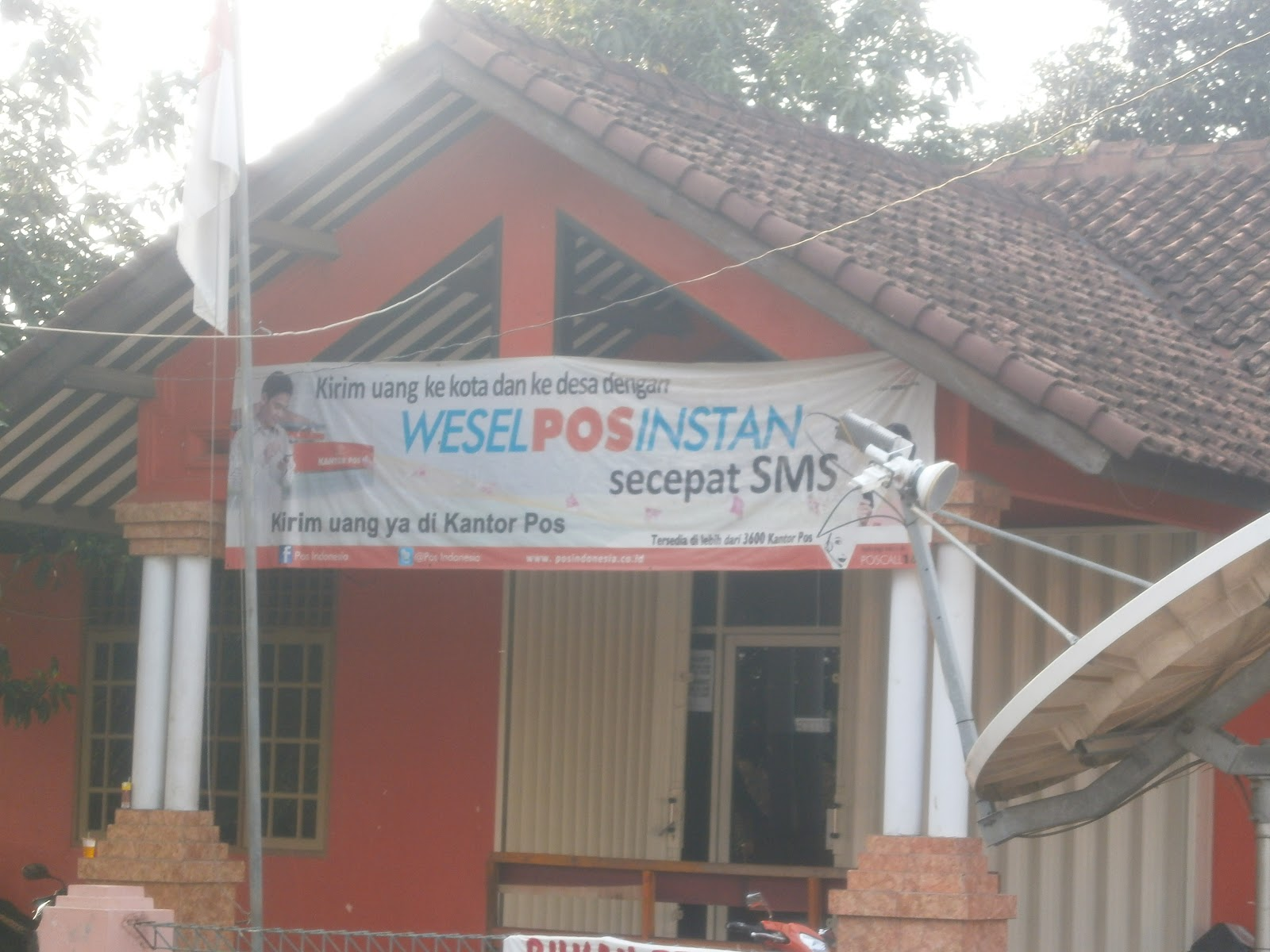 Kantor Pos Indonesia Cibarusah Cibarusah