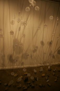 helen reynolds, art, installation
