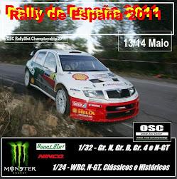 Rally de Espanha 2011