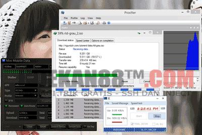 Download Inject Maret 2015 : Inject XL dan Telkomsel 1, 2, 3, 4, 5, 6, 7 Maret 2015