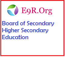 Board of Secondary Education and Higher Secondary Education