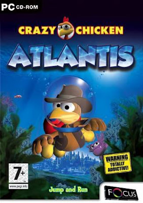 Crazy Chicken Atlantis Free Download